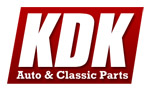 KDK Auto Classic Parts Logo